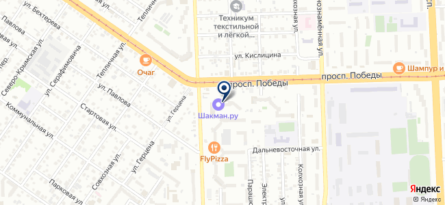 УРАЛТОК, ООО на карте