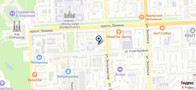 Спец МС-плюс, ООО на карте
