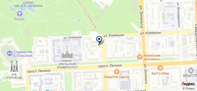 ССК, ООО на карте