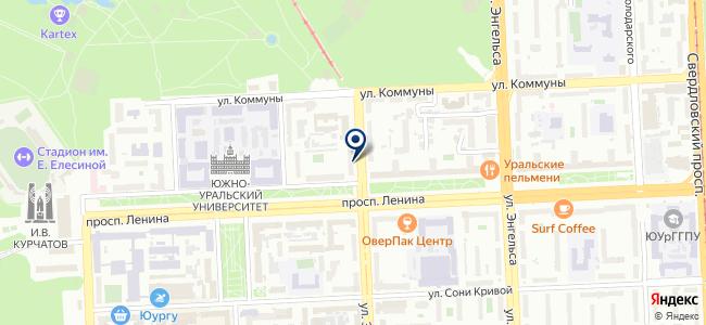 Мануфактура, ООО на карте