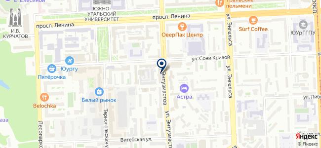 Вега-Траст, ООО на карте