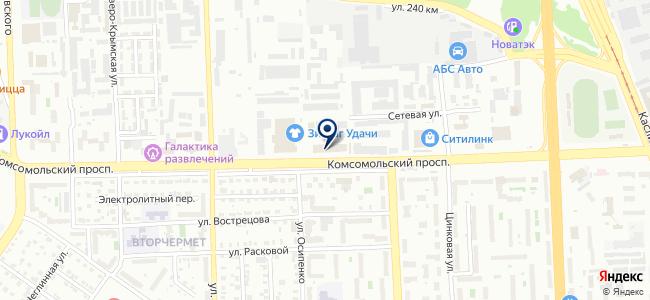 Энергоснабкомплект, ООО на карте