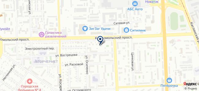 Элемер-Регион Урала Сибири, ООО на карте