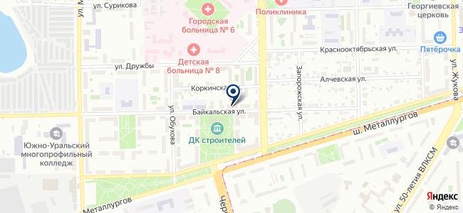СТАБИЛИЗАТОР74.РФ на карте