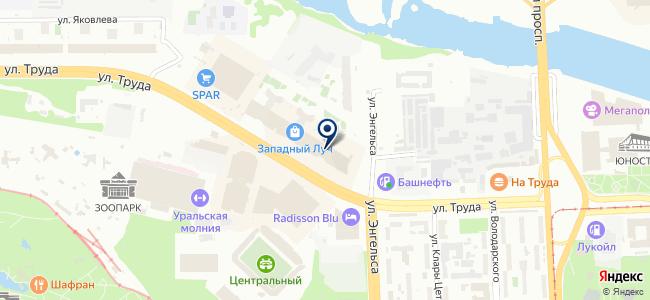 Интерсвет74.ru на карте