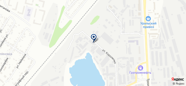 Челябинский Завод Редуктор, ООО на карте