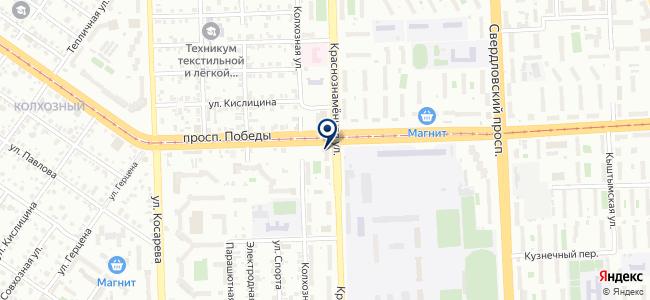 Резерв Сервис, ООО на карте