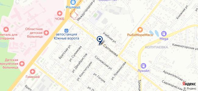 СоМи, ООО на карте