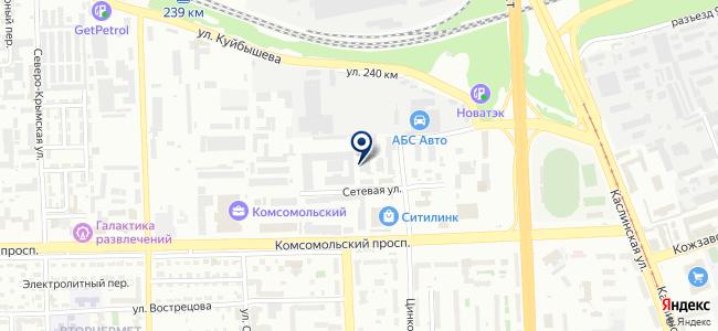 ВОЗВЕДЕНИЕ, ООО на карте