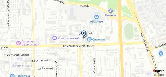 Производственный холдинг ТМК ЭлектроТехнологии, ООО на карте