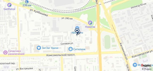 Снаб-Плюс, ООО на карте