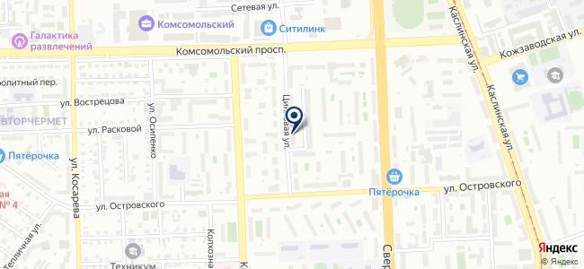 Флагман-Инжиниринг, ООО на карте