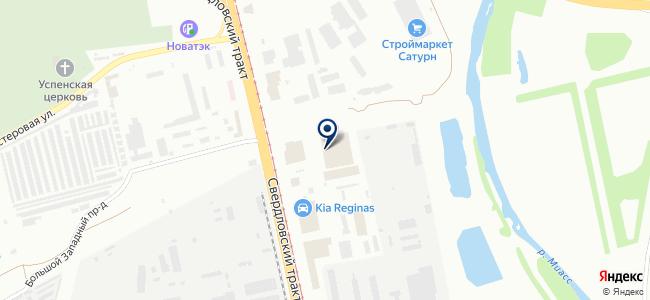 Светлон, ООО на карте