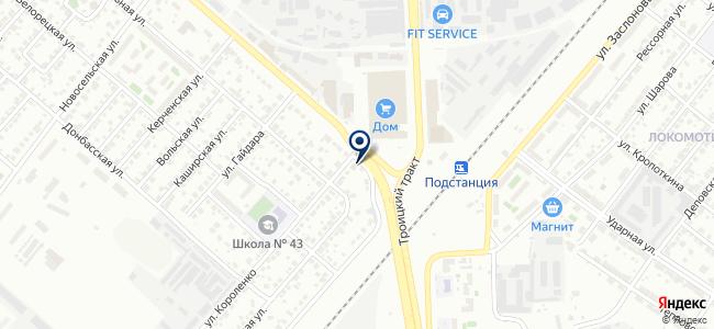УралСтройМет на карте