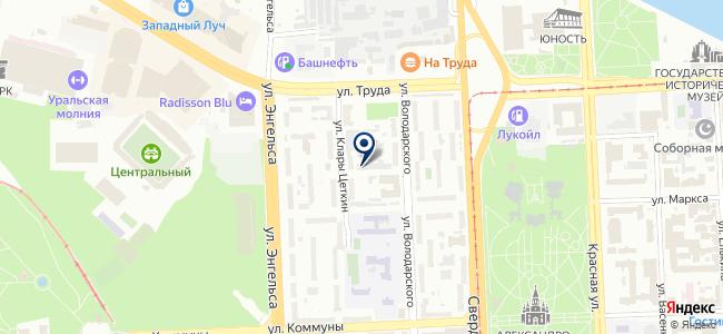 ПромМонтажАвтоматика, ООО на карте