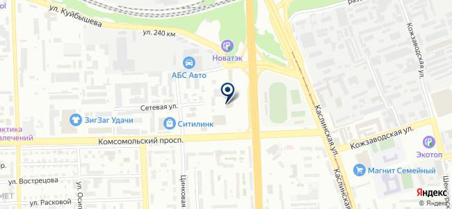 Лика-Сервис на карте