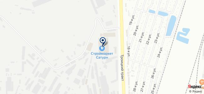 СПК УРАЛЭЛЕКТРО-Челябинск, ООО на карте