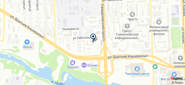 ТЕРМ на карте