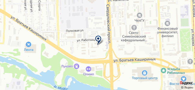 ЭлитЭлектро на карте