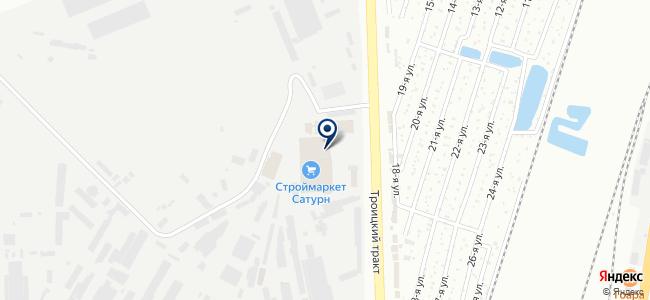 Электро-Партнер на карте