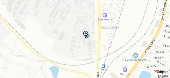 Пронт, ООО на карте