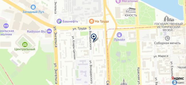 ПромЭлектроОбогрев, ООО на карте