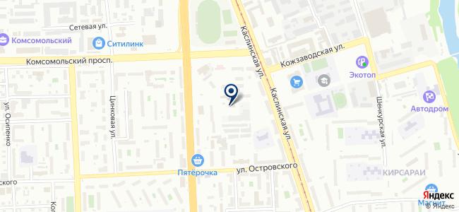 ИНФОТЕХ, ООО на карте
