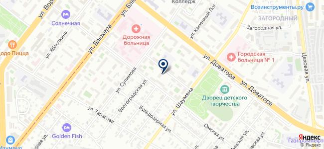 СтройСити, ООО на карте