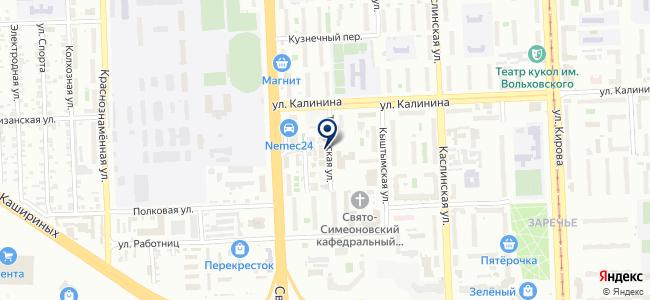 Condtrol на карте