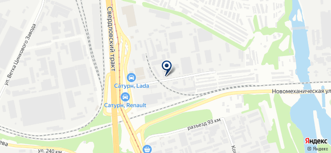 ИНТЕГРА, ООО на карте