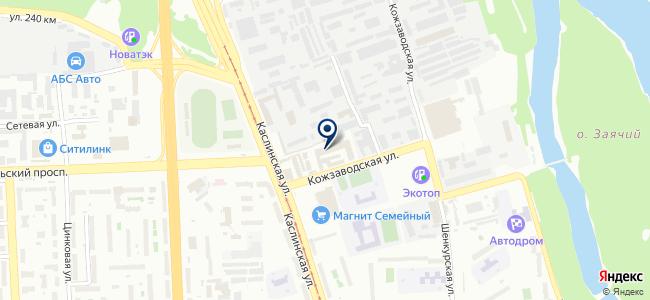Инструмент Импорт на карте