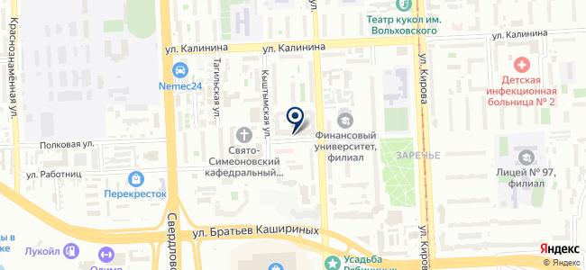 Кран-Комплект, ООО на карте
