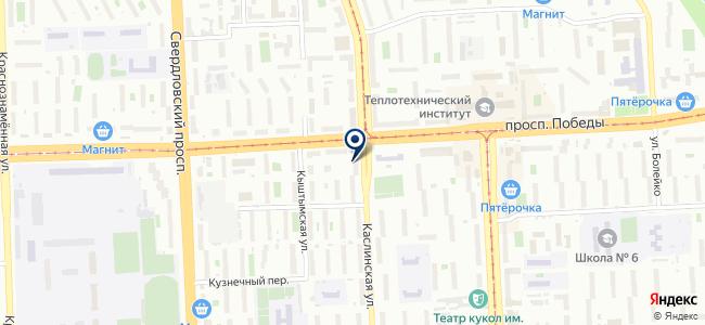 Интеллектуальный дом, ООО на карте