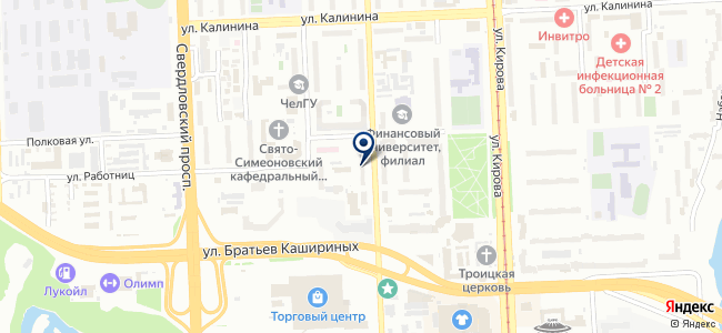 ТехноИнструмент на карте