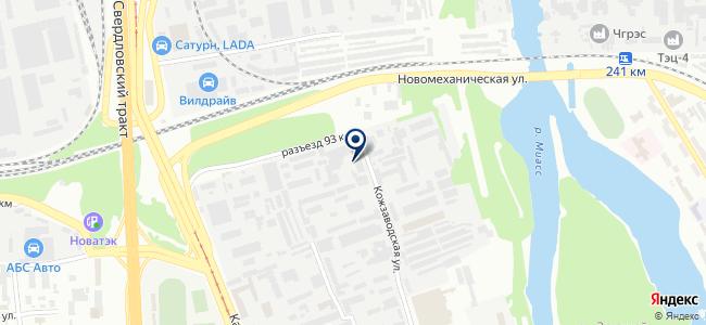 АльтаЭтокс, ООО на карте