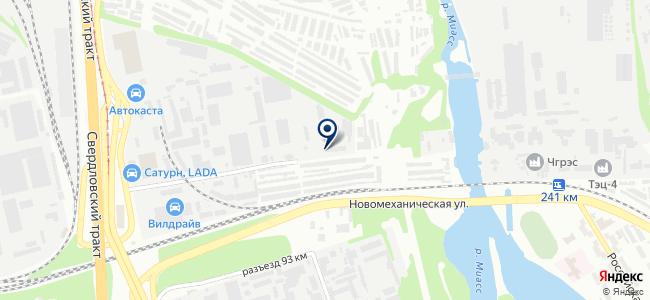 Гидромаш, ООО на карте