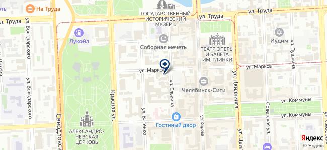 Планар, ООО на карте