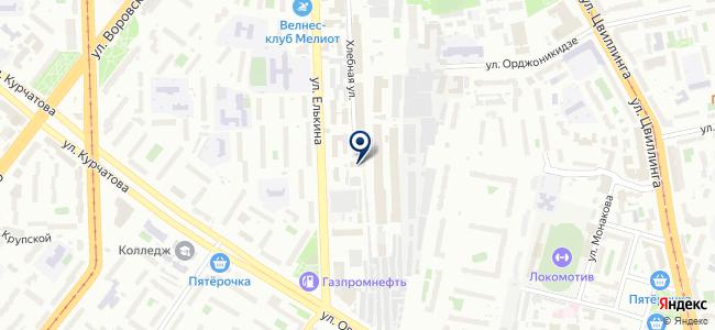 Электрокомплект-2, ООО на карте