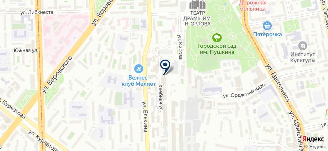 УралГлавСвет на карте