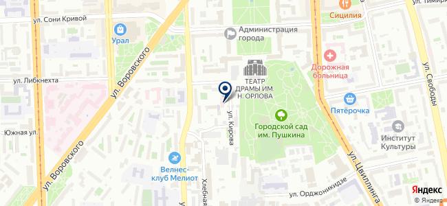 РуссПласт, ООО на карте