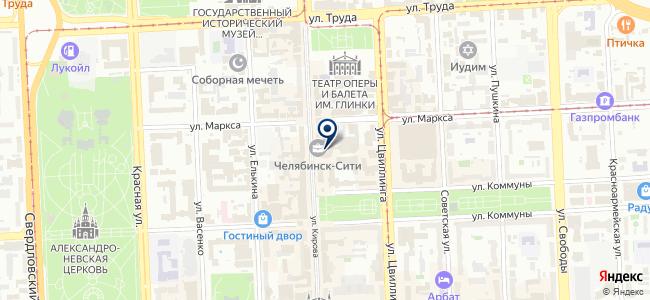 Норгау Руссланд на карте