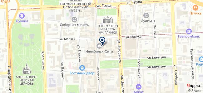 МКС, ООО на карте