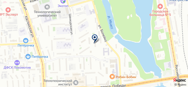 Техно-Ком, ООО на карте