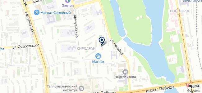 ТИРЭС, ООО на карте