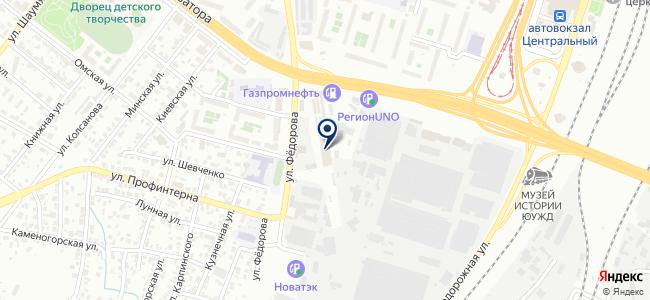 РОС-электро, ООО на карте