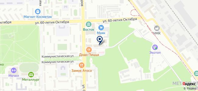 InVision на карте
