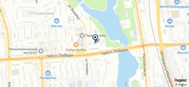 ФСК-Групп, ООО на карте