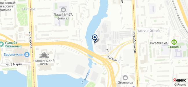 ДКС, ООО на карте