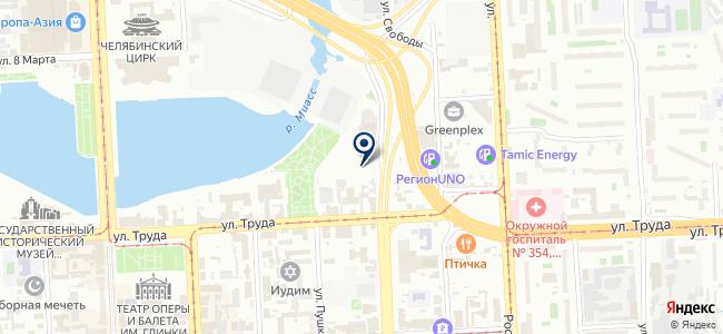 МонтажЭнергоРесурс, ООО на карте