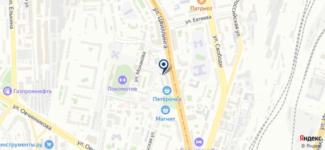 ЭлектроКомпания, ООО на карте
